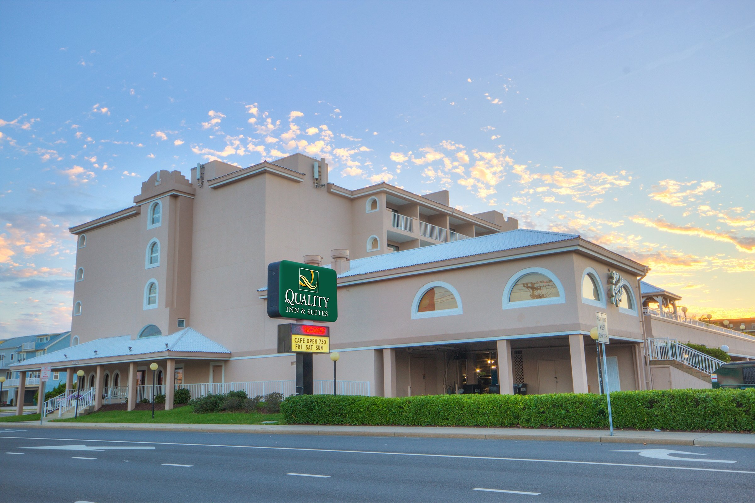 Welcome to the Quality Inn OC North!